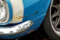 008 1967 Camaro Pro Touring Patina LS LS7 Steilow ABS Recaro