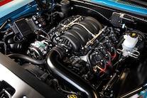 018 1967 Camaro Pro Touring Patina LS LS7 Steilow ABS Recaro