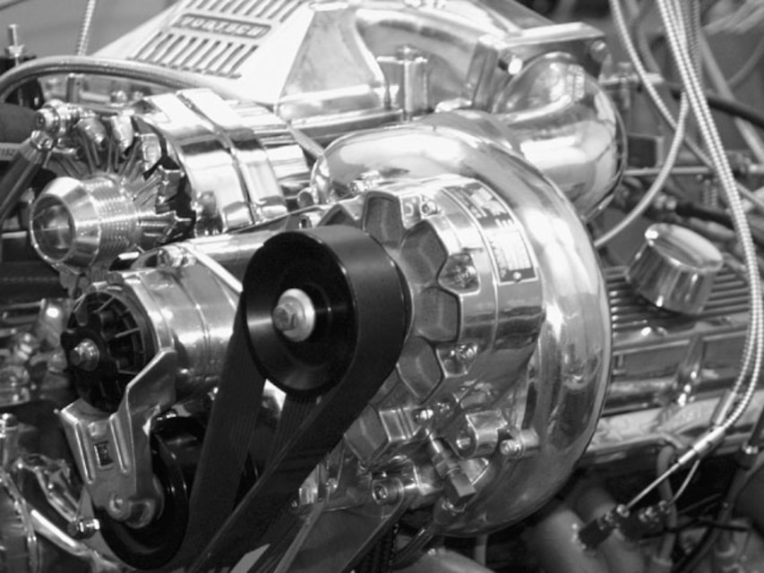 Small-Block Vortech Supercharger - Super Chevy Magazine