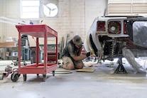 027 1971 Chevelle CCS Classic Car Studios Black New Speed