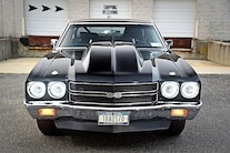 005 1970 Chevelle Big Black Pro Street
