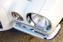010 1970 Camaro DSE Pro Touring White Blue LS Supercharged Blower Wilwood