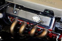 023 1970 Camaro DSE Pro Touring White Blue LS Supercharged Blower Wilwood