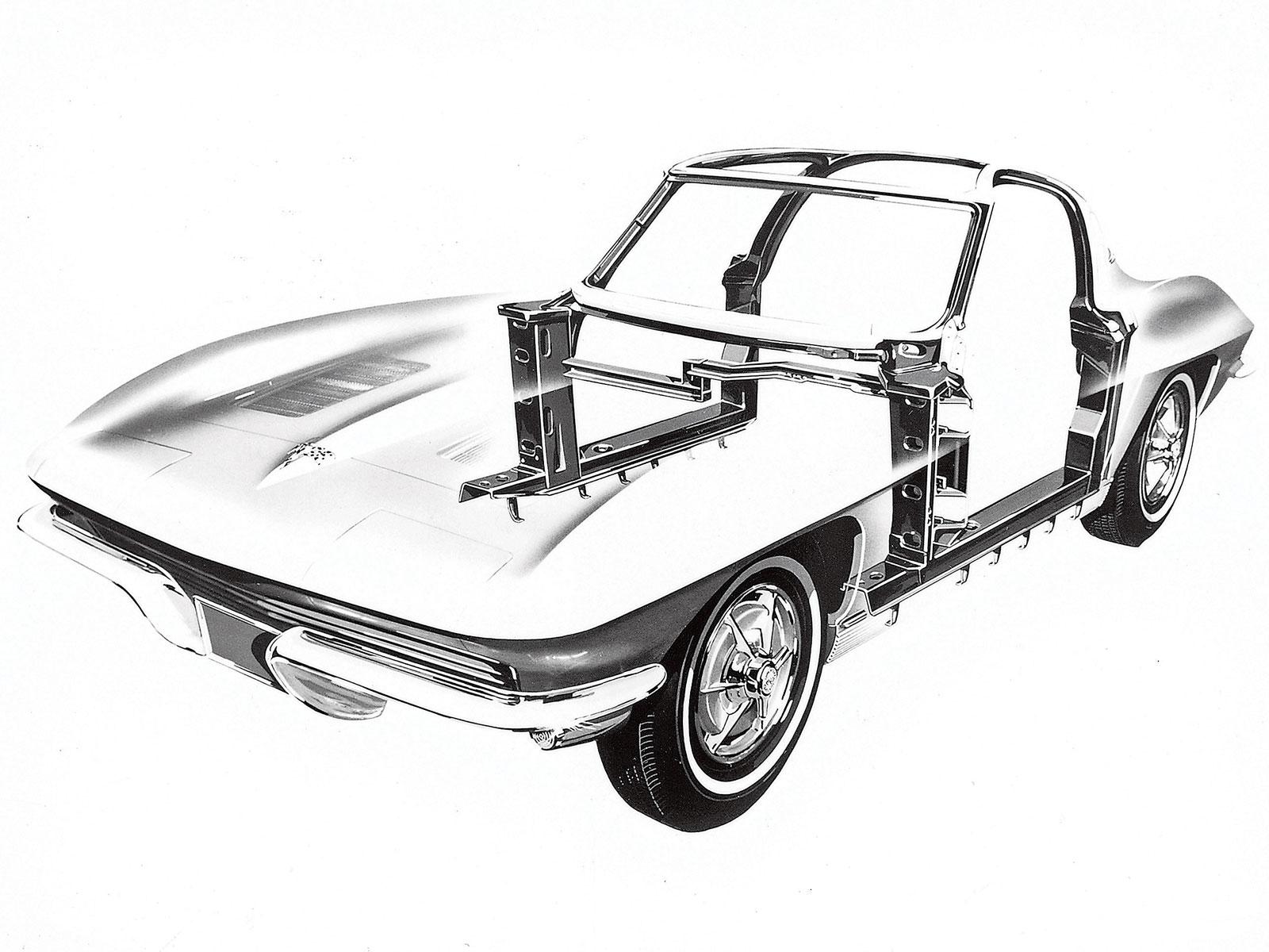 Chevy Corvette Factories