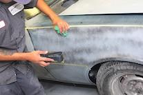 013 Camaro Paint Prep