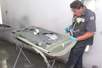 018 Camaro Paint Prep