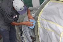 019 Camaro Paint Prep