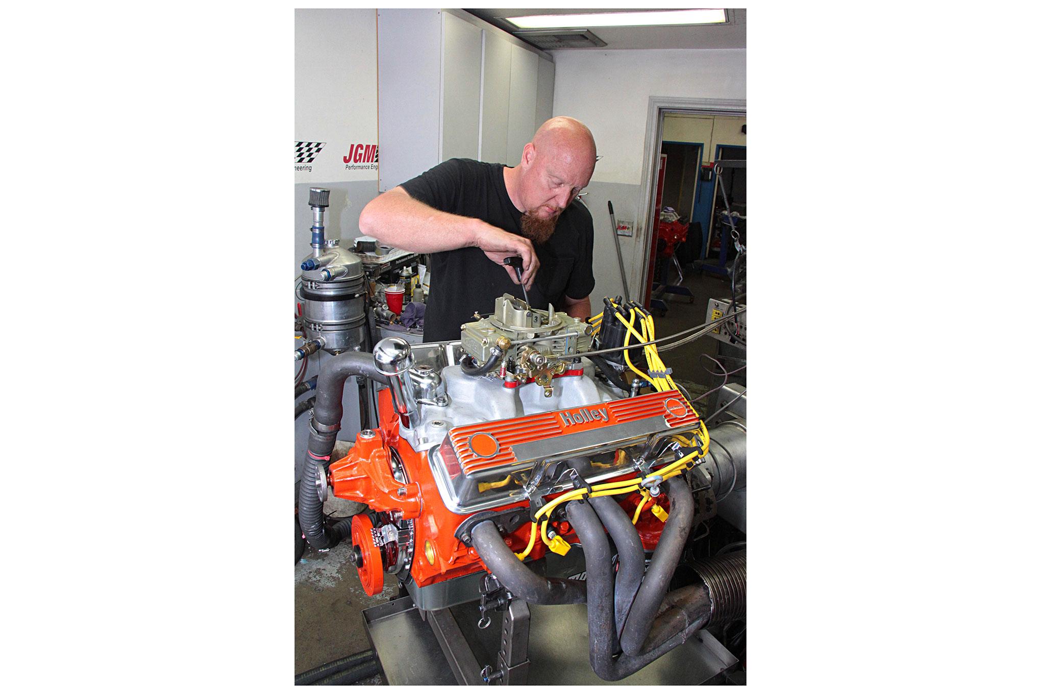 "New Stainless Steel 2.02/"" Intake Valve Set Chevy sb 400 350 327"