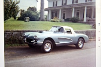 034 1959 Corvette Barn Find Fairservice
