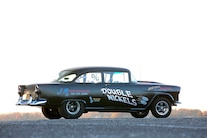 003 1955 Chevy Gasser Double Nickle