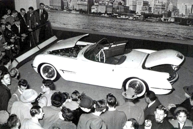 01 Ex87 Development Corvette Duntov Lingenfelter