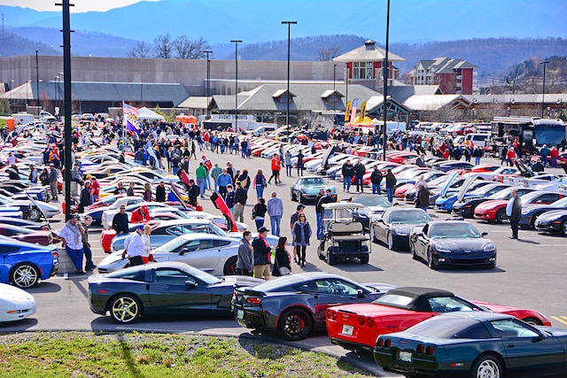 001 2019 CORVETTE EXPO PIGEON FORGE