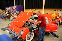 021 2019 CORVETTE EXPO PIGEON FORGE