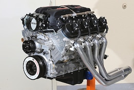 Boosted Stroker Shafiroff LS3 Makes 983 HP