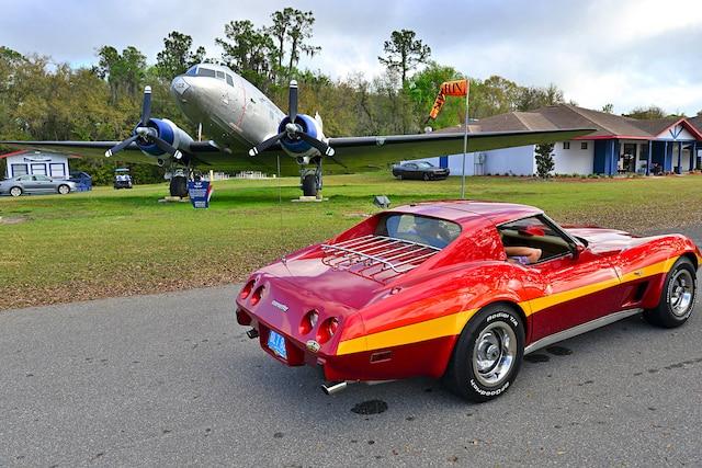 01 2019 Lakeland Florida Autofest Winterfest Corvettes