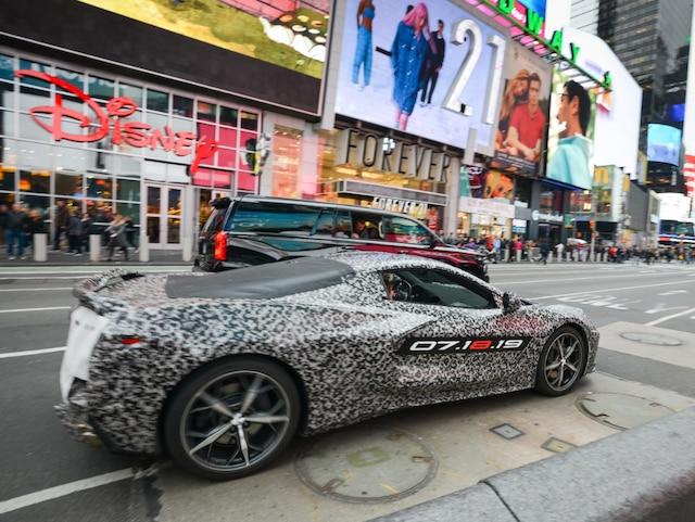 Best Kept Secret Midship Corvette World Debut July 18, 2019
