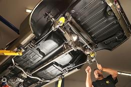 Speedway Motors' G-Comp Unser Edition Rear Suspension Install