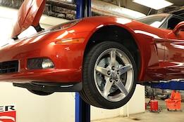 Bigger Better Baer Brakes For C6 Corvettes