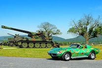 001 1969 Corvette Ttop Custom Livering
