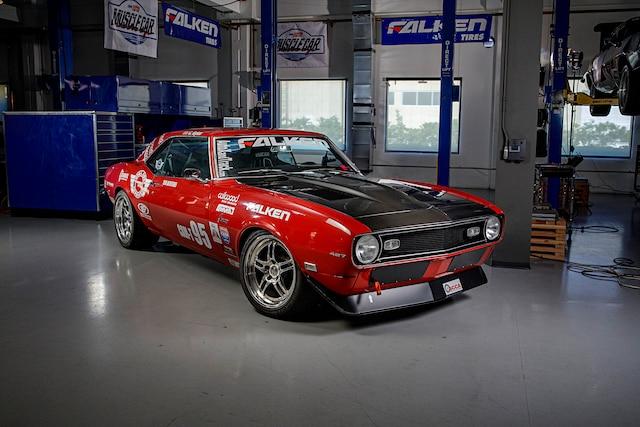 001 1968 Camaro Wilwood Super Chevy Muscle Car Challenge 2018 Ryker