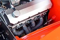 011 1967 Nova Big Block Pro Street Orange Efi Tan Interior