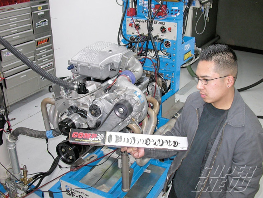 Supercharged Chevy Small Block - Super Chevy Magazine