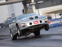 0908gmhtp 01 Pl 1998 Pontiac Trans Am Ws6 Drag Race