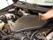 1002gmhtp_04_z 1996_chevy_impala_ss_air_filter_exhaust_upgrade Stock_intake_manifold_removal