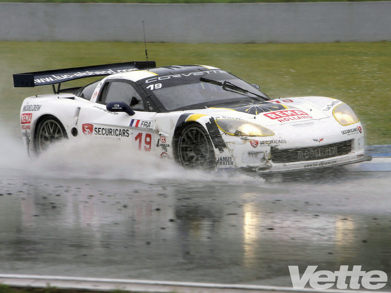 PK Carsport Corvette C6R - Wet Work