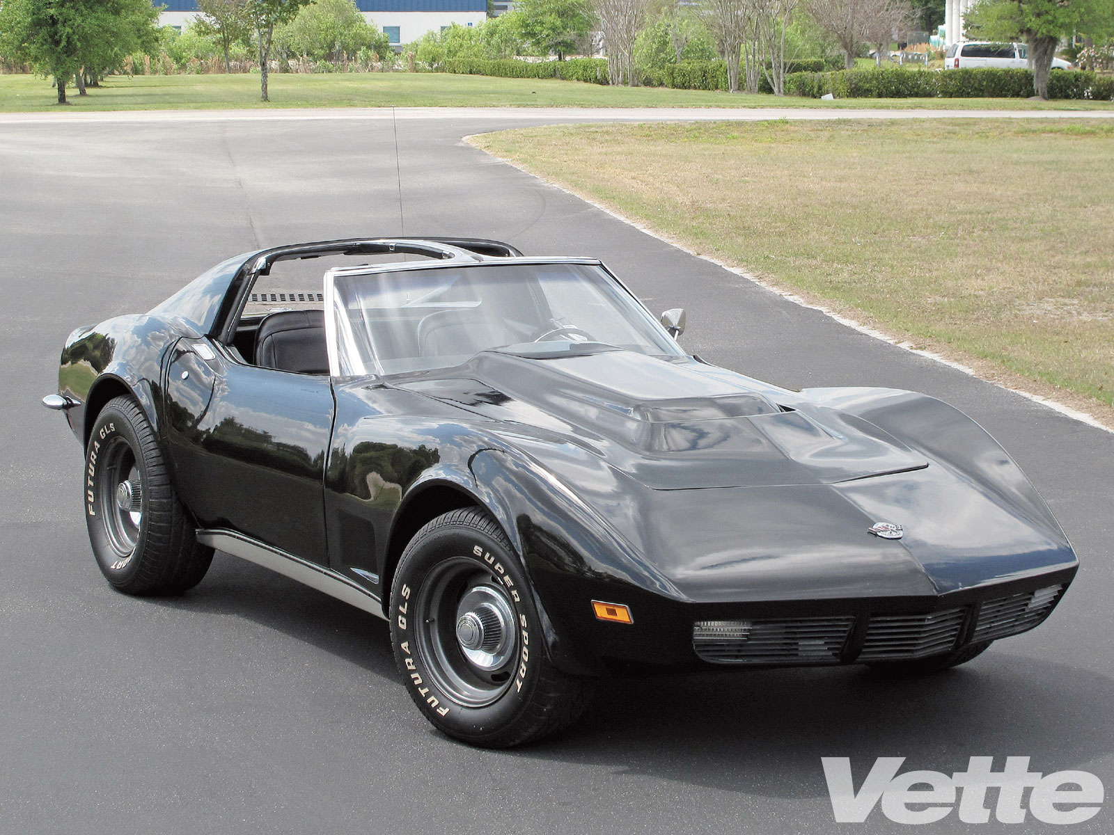 Vemp 1002 02 O Project C3 Triple Ex C3 Corvette