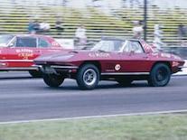 Vemp 0201 01 Pl 1967 Chevy Corvette L88 Burn Out