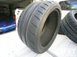 Nitto NT05 Tires - Gripping Effects