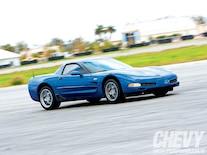 1008chp_08_z Nitto_NT05_tire Chevrolet_corvette_z06_passenger_side_front_view