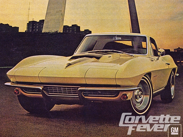 1966-1967 Chevrolet Corvettes - Remember When...