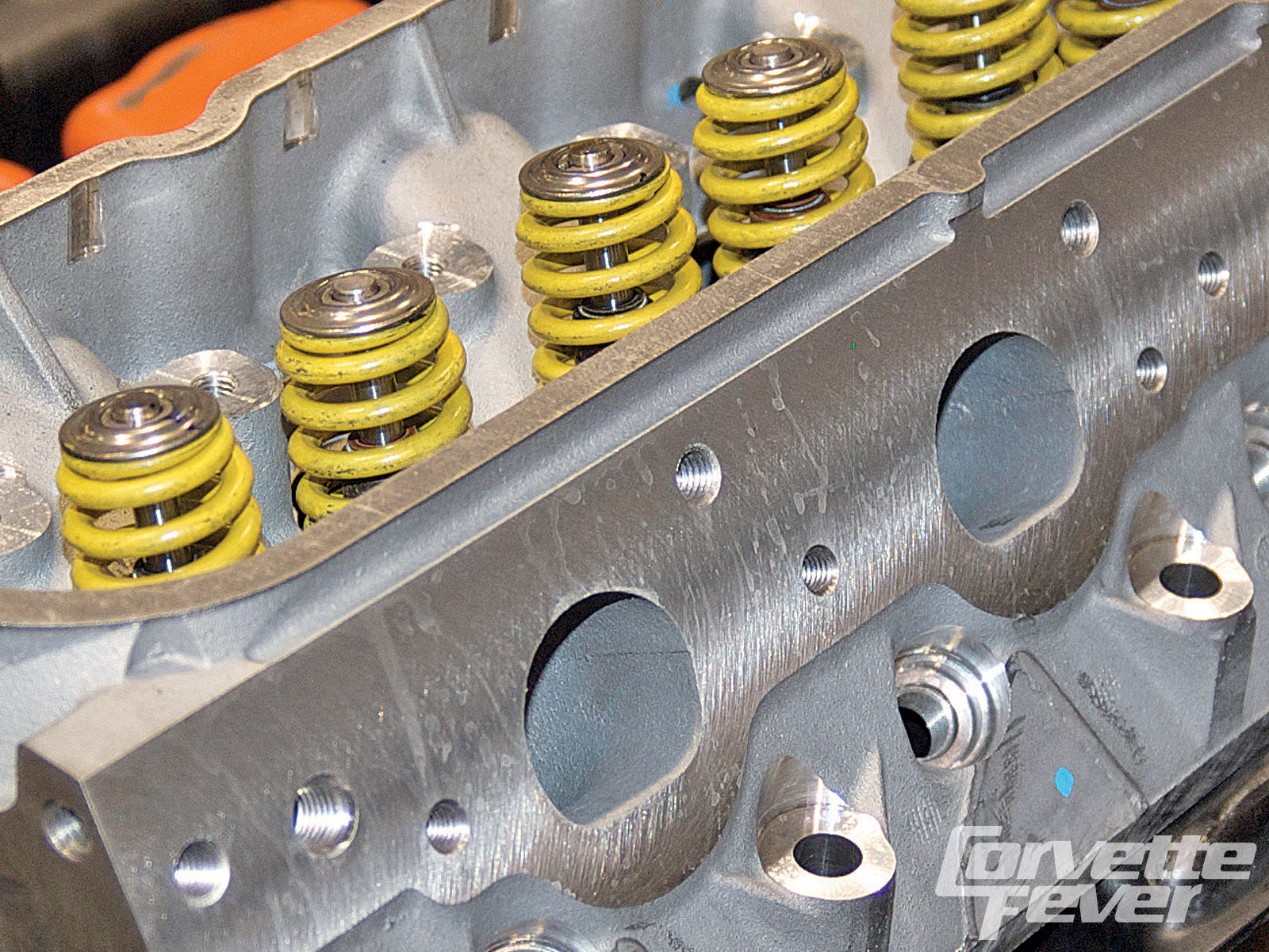 Corvette LS Cylinder Heads - It's All in Your Head