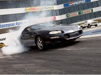 0808gmhtp 01 Pl 2001 Chevy Camaro Z28 Tires Line Lock Camaro Burnout