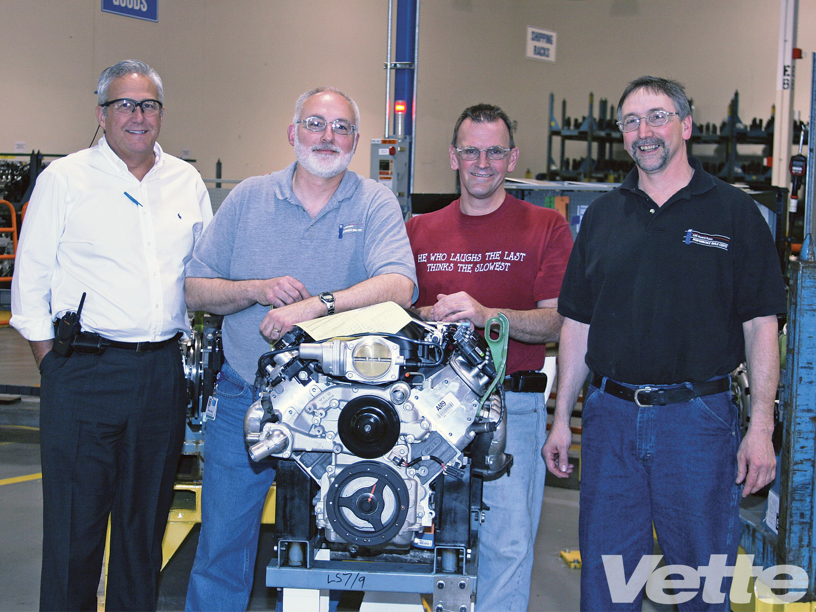 Vemp 1010 01 O Corvette Ls3 Engine Build Front View