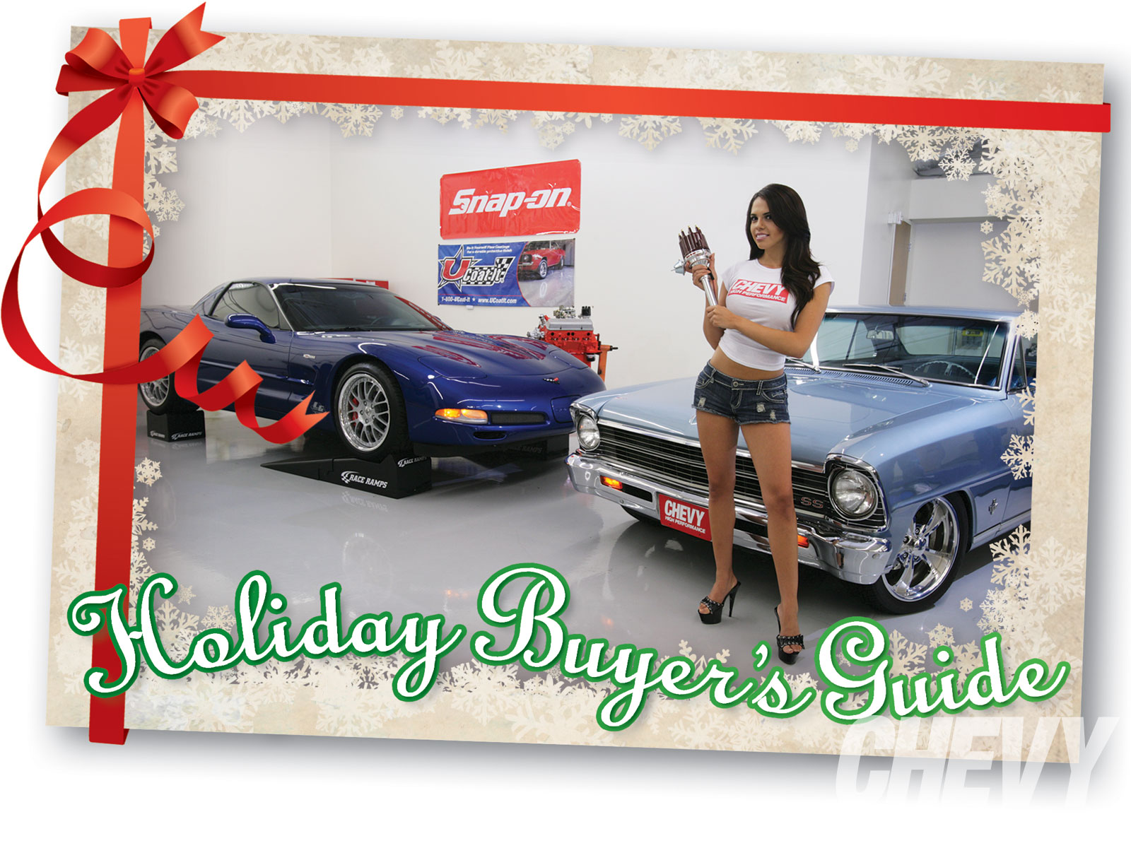 2010 Chevy High Performance Holiday Buyer's Guide