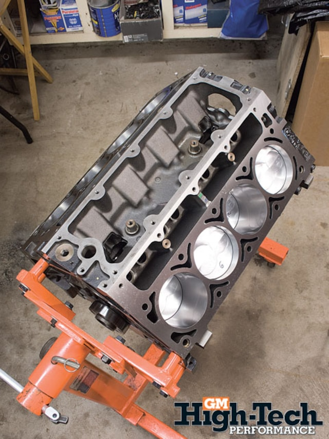 408 LQ9 Budget Engine Build - GM High-Tech Performance Magazine