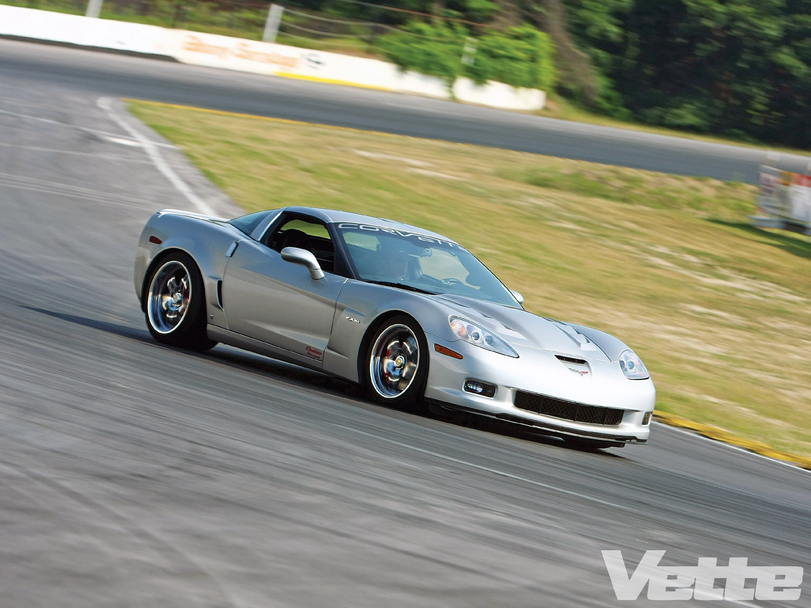 Vemp 1101 01 C6 Corvette Z06 Suspension