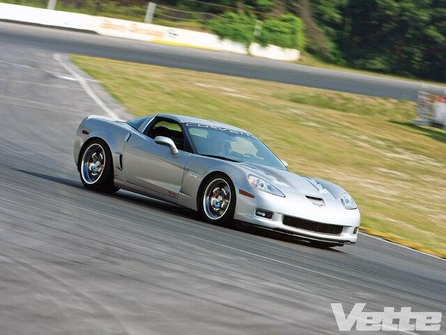 C6 Corvette Z06 Suspension - Track-Ready Z06 Suspension