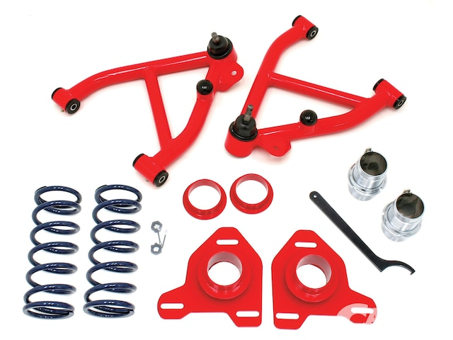 Camp 1006 02 O Bmr Coilover Conversion Kit Complete Coilover Kit