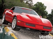 1987 Chevy Corvette - LS1 Engine - Vette Magazine