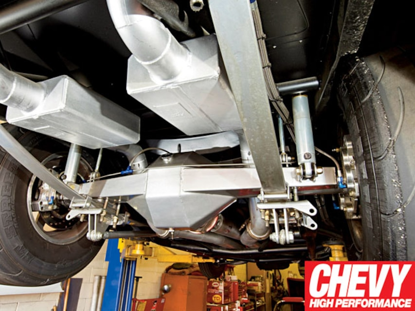 Leaf Springs Coils Breakdown Chevy High Performance Magazine