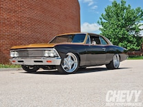 1010chp 01 O 1966 Chevrolet Chevelle Front