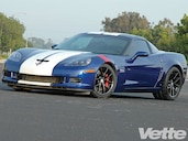 Supercharged C6 Corvettes - Wicked Pair of Custom A&A-Built