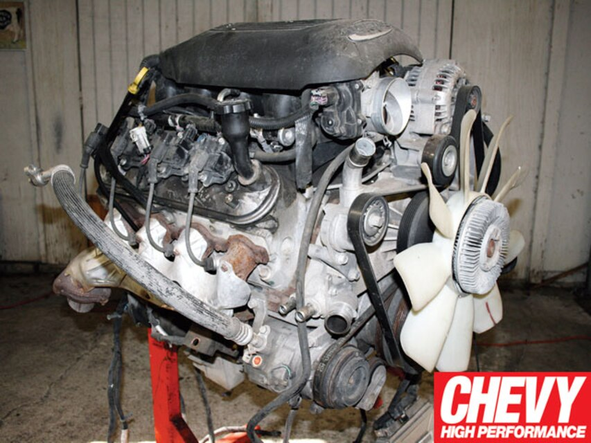 1972 Chevy Nova LSX Engine Swap - Chevy High Performance