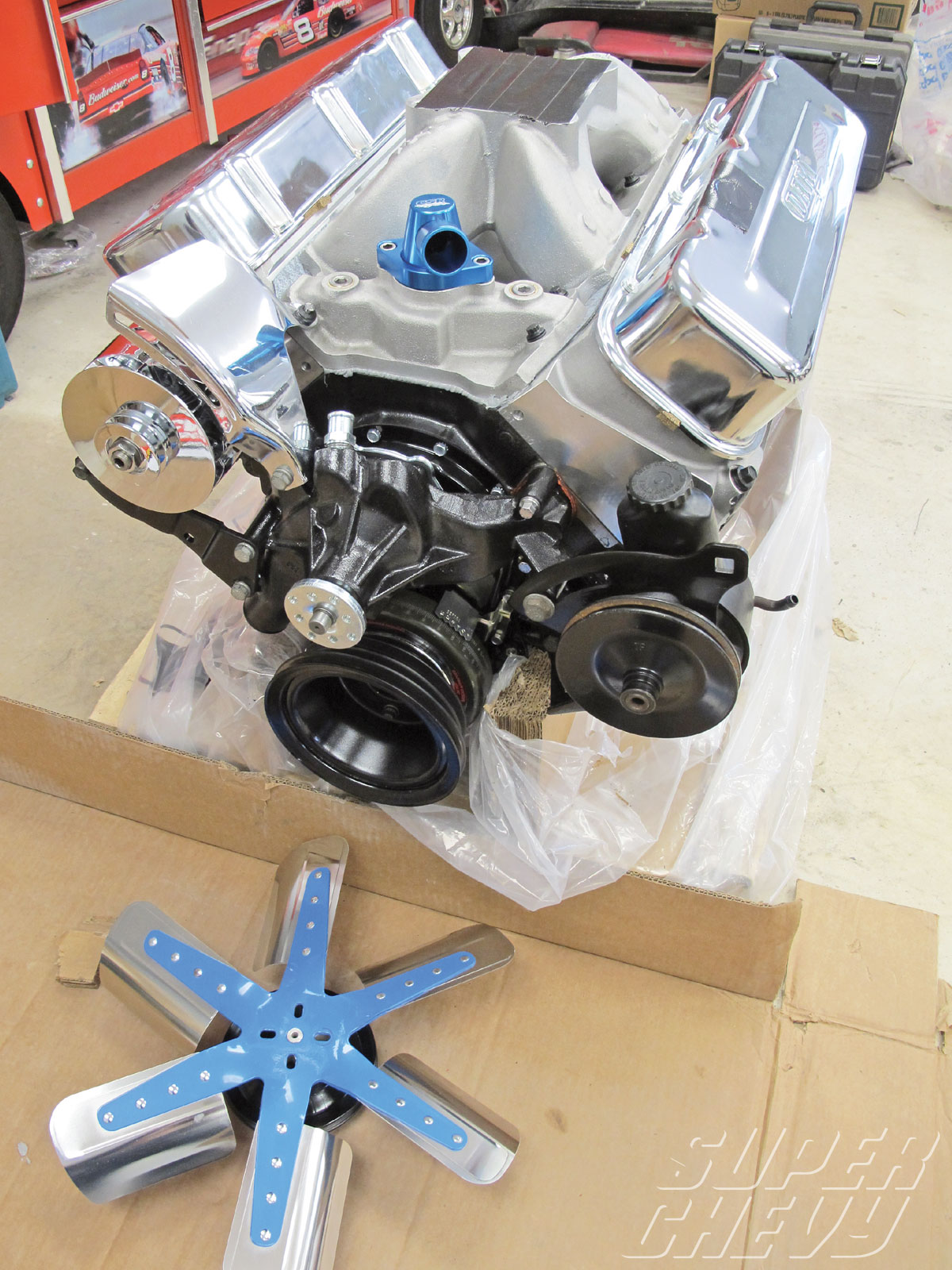 Sucp_1104_04_o 509_big_block_engine_install_for_1968_1974_chevy_novas