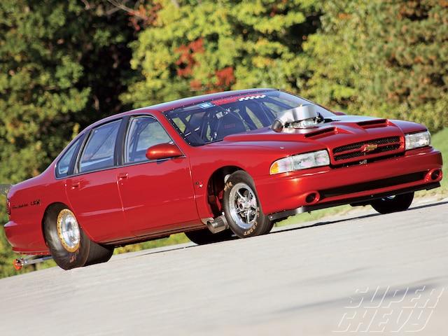 Sucp 1001 01 1996 Chevy Impala Lsx Side View