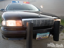 1101gmhtp 07 O 1995 Chevrolet Caprice Classic Grille
